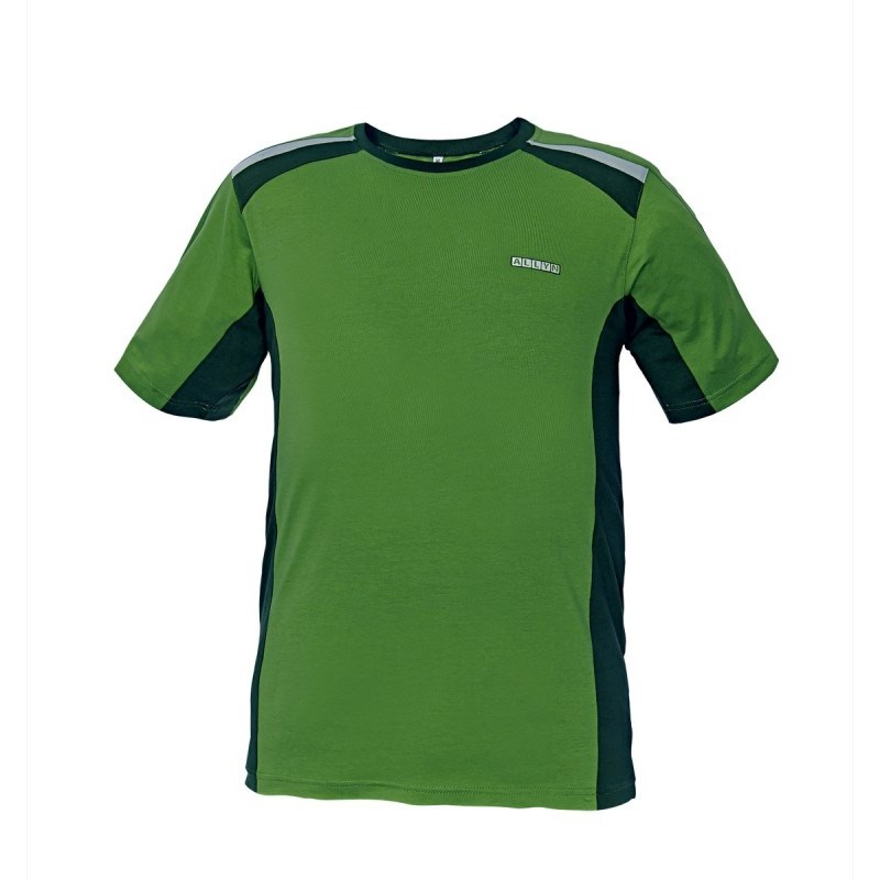 ALLYN NEW T-shirt green