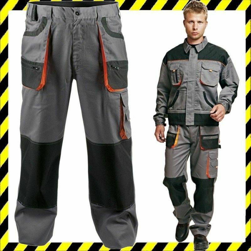 Fridrich munkaruha nadrág, sok zsebbel - térderősítéssel