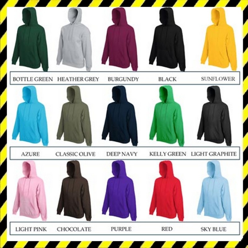 Fruit Hooded Sweat kapucnis pulóver