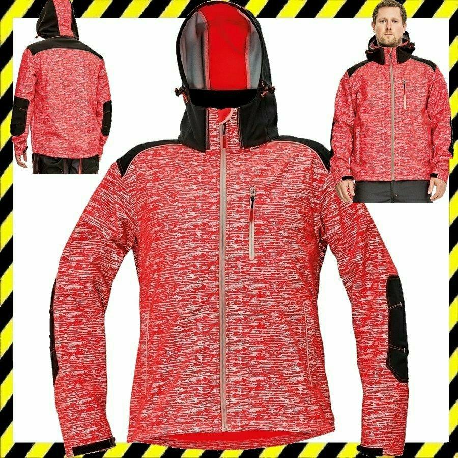 KNOXFIELD softshell dzseki jólláthatósági mintával