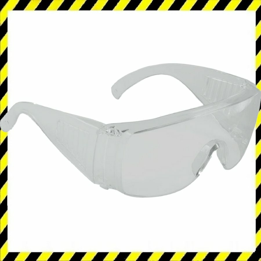 Munkavédelmi szemüveg - Fridrich FF AS01001 szemüveg víztiszta