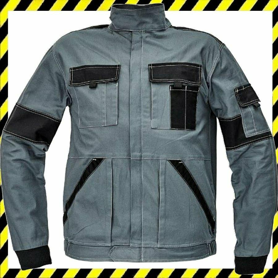MAX SUMMER kabát antracit/fekete