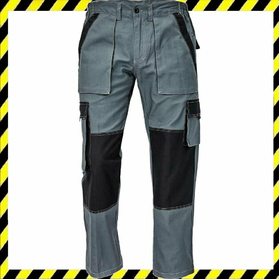 MAX SUMMER nadrág antracit/fekete