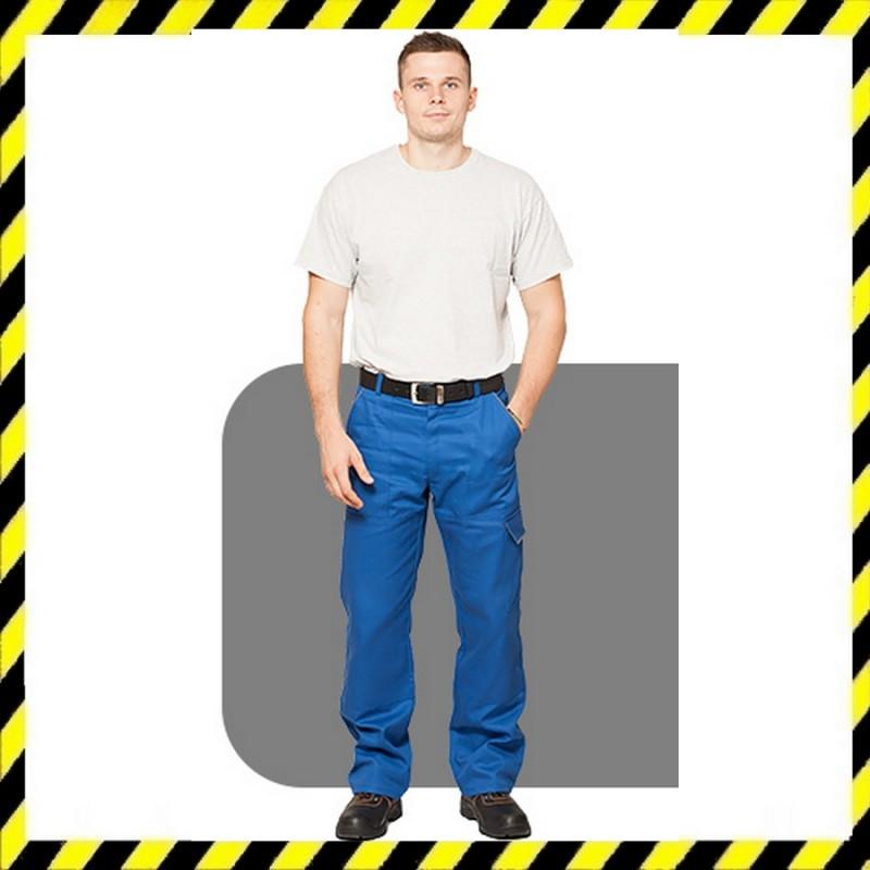100% pamut munkaruha nadrág kék, vagy zöld 300gr
