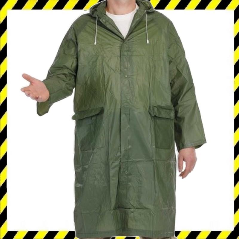 Esőkabát: NEPTUN orkán anyagból -Zöld