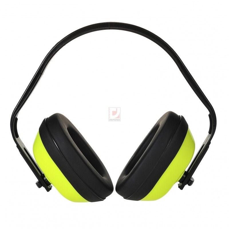 Classic HV hallásvédő sárga