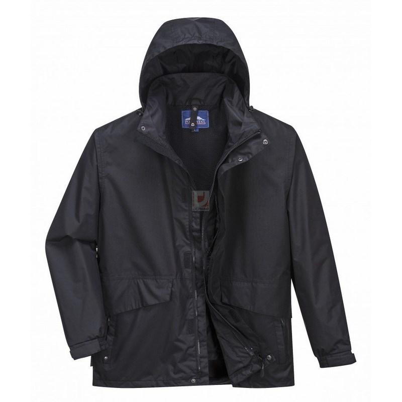 Argo 3 az 1-ben kabát fekete