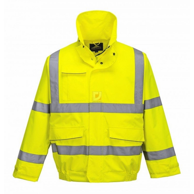 Extreme bomber kabát sárga fc20525921