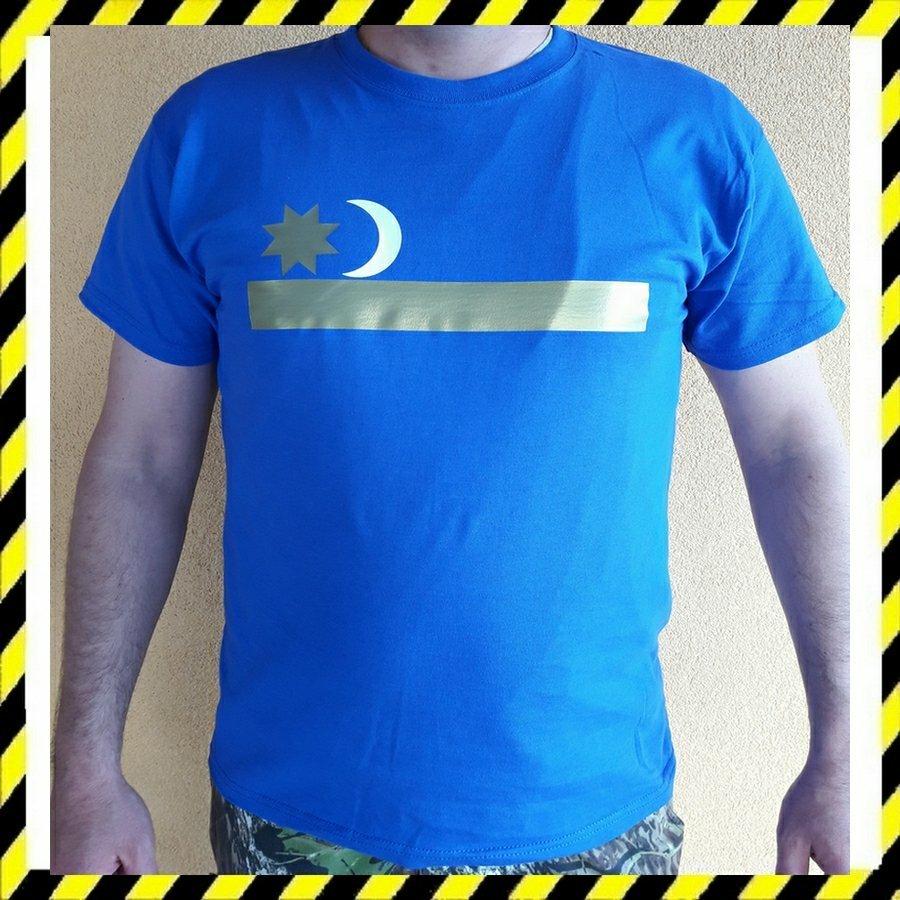 Székely Zászló mintás póló