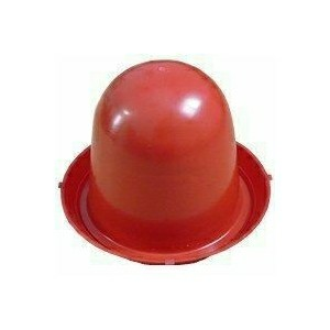 Baromfi önitató 4 literes Piros