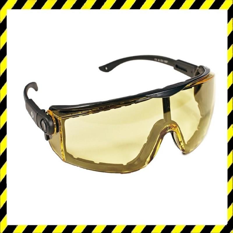 BENAIS IS védőszemüveg AF AS sárga