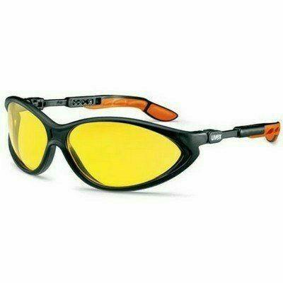 Uvex Cybric sportszemüveg állítható szárral, széles látóterű