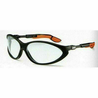 Uvex Cybric sportszemüveg állítható szárral, karcmentes