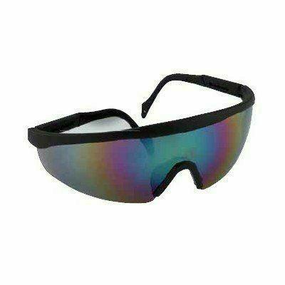 Polikarbonát sötétített látogatói szemüveg állítható kerettel