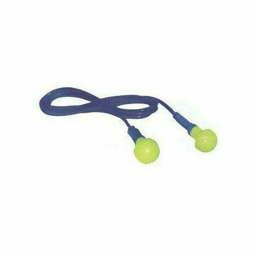 E.A.R. Push In zsinóros füldugó, gomba alakú, műanyag szárral (S
