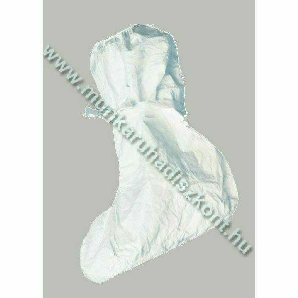 Tychem F csizmavédő, magasszárú (45cm)