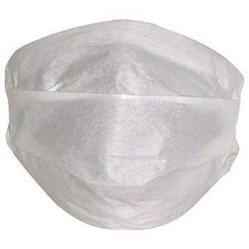 Egyrétegű egészségügyi papírmaszk, gumis 100 db/ doboz