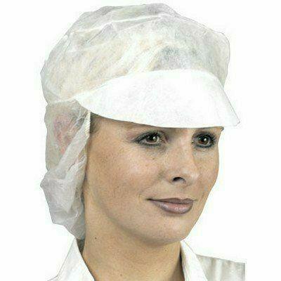 Sildes hajhálós egészségügyi pp. sapka 100 db/ doboz