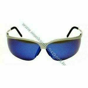 Peltor FUEL tükrös kék lencse, szilikon orrnyereg, gumis