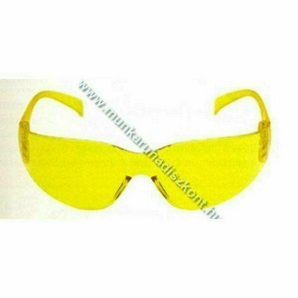 Peltor VIRTUA sárga szemüveg