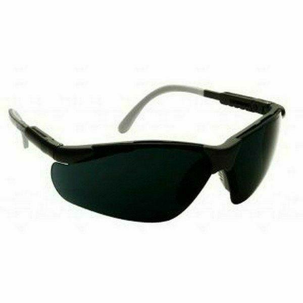 Miralux szemüveg kisebb, M-es méretű, füstszínű, karcmentes