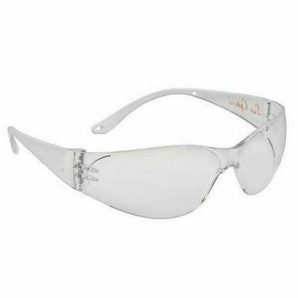 Pokelux szemüveg kisebb, M-es méretű, víztiszta, páramentes