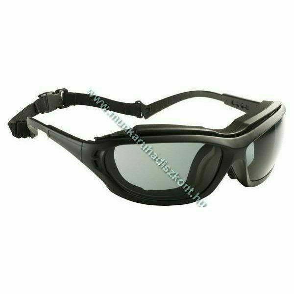 MADLUX 21 sötét szemüveg Munkaruha
