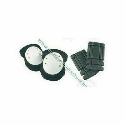 Térdvédő etilén-vinil-acetát párnázat, szellőző külső PVC burok