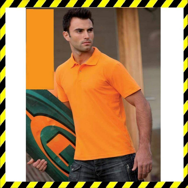 Keya MPS-180 színes galléros póló, 100% gyűrűsfonású pamut