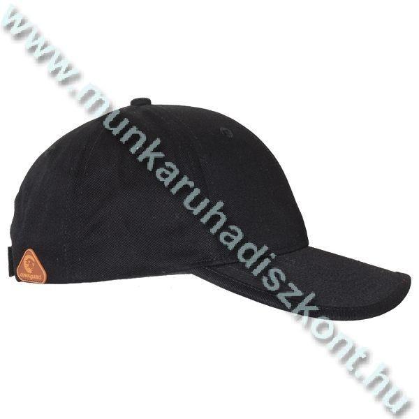 Covertop Coverguard baseball sapka 100% pamutból, fekete, kék