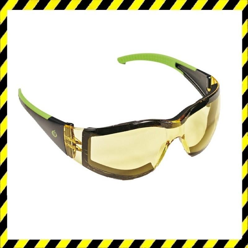 GIEVRES IS szemüveg AF, AS sárga