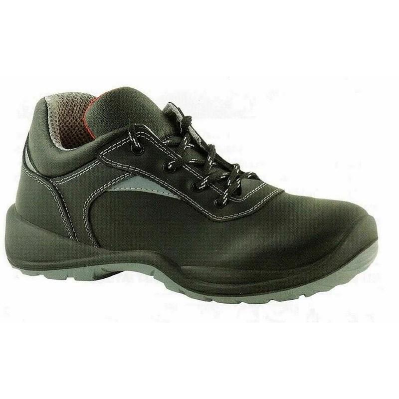 PEGAZUS (S3 CK) színbőr félcipő, kompozit lábujjvédő