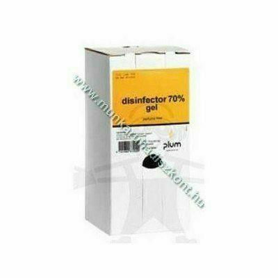 Disinfector utántöltő - kézfertőtlenítő gél