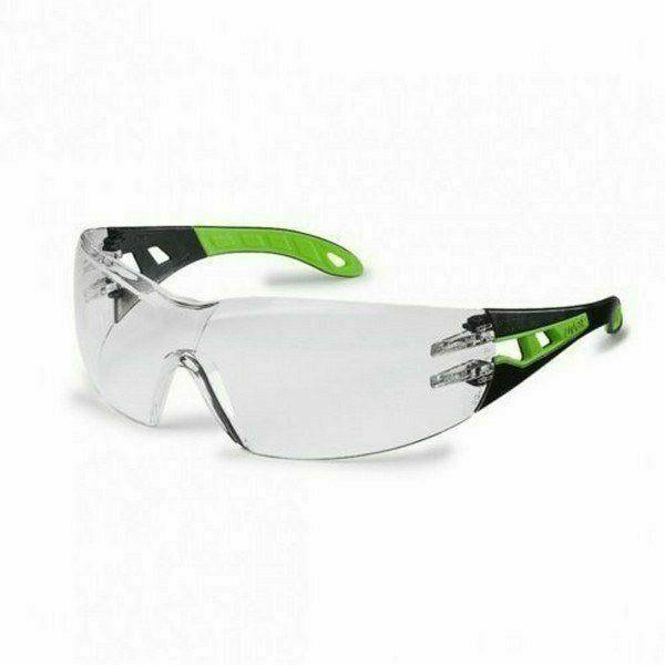 Uvex  Pheos szemüveg fémmentes bikolor keret, szellőzőrések