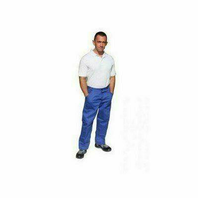 HAMMER kék 100% pamut derekasnadrág