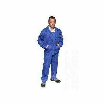 HAMMER kék 100% pamut dzseki
