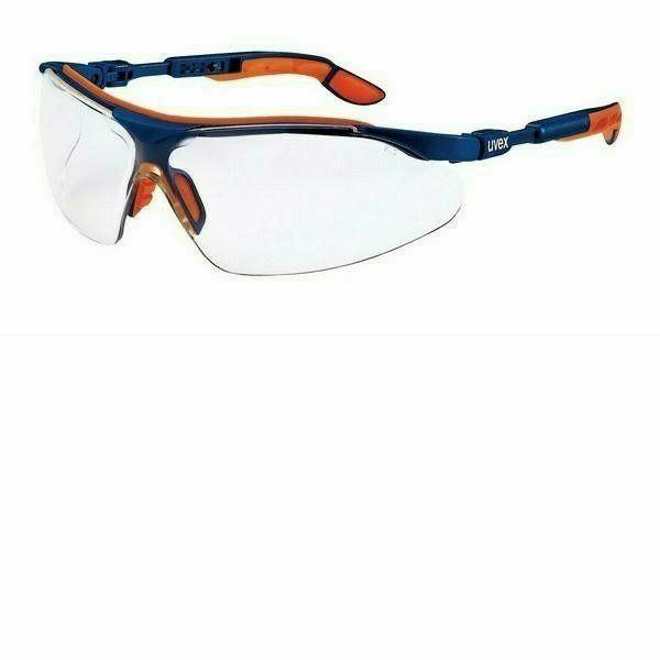I-VO kék/narancs keret, párnázott orr - Uvex szemüveg