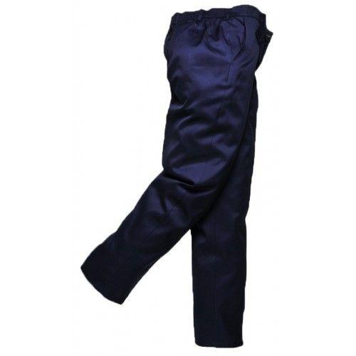 Női gumírozott nadrág