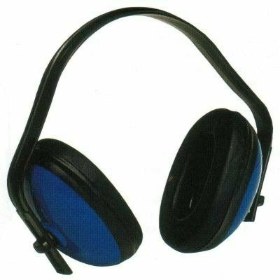 MAX 300 kék ABS fültok (SNR 27dB) fülvédő tok