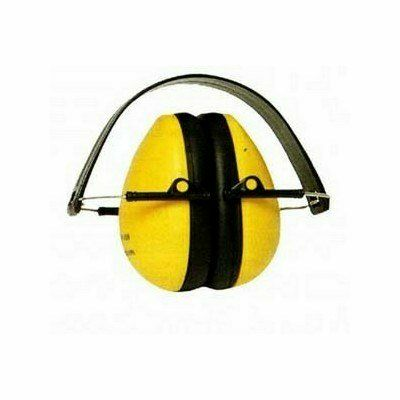 MAX 600 sárga fültok, összecsukható, állítható (SNR 26dB)
