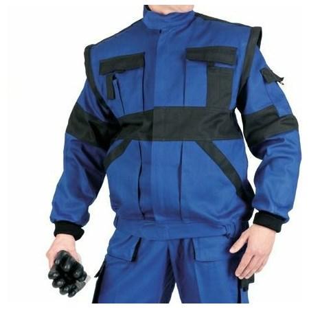 Max munkaruha kabát profiknak - kék