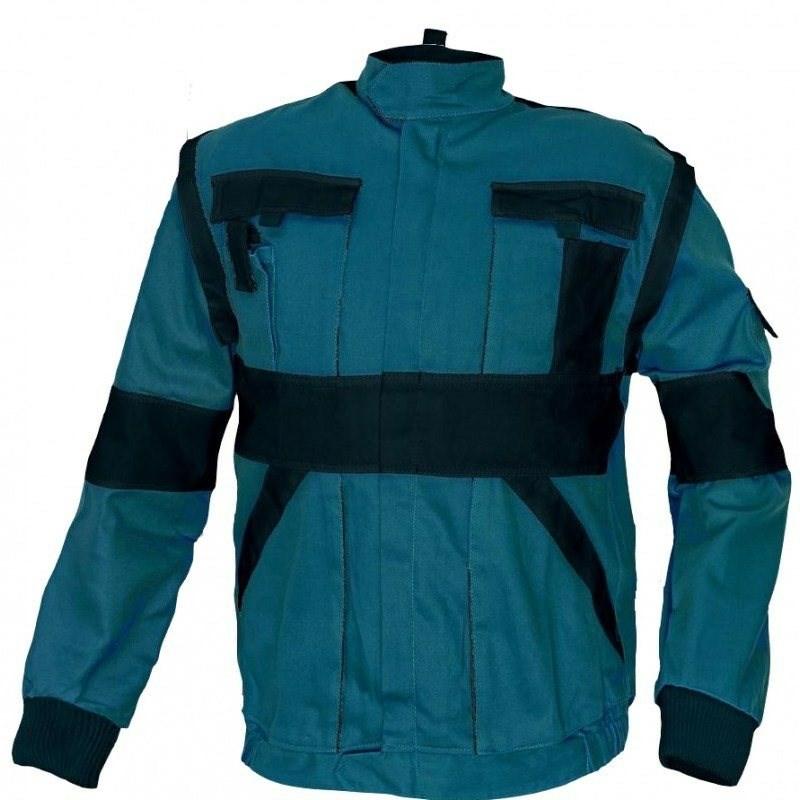 Max munkaruha kabát profiknak - zöld
