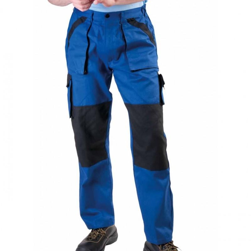 Max munkaruha nadrág profiknak - kék