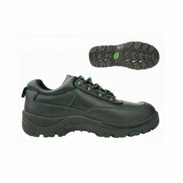 MITO (S3) színbőr félcipő, sportos fazon acél kapli és - talplem