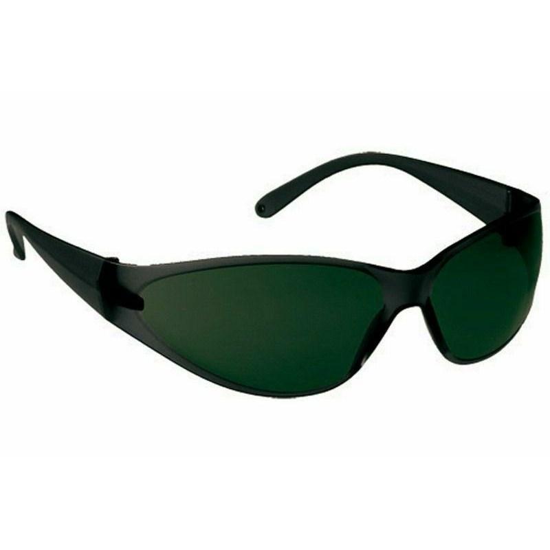 Airlux páramentes, hegesztő szemüveg, IR5 lencse széles látómező