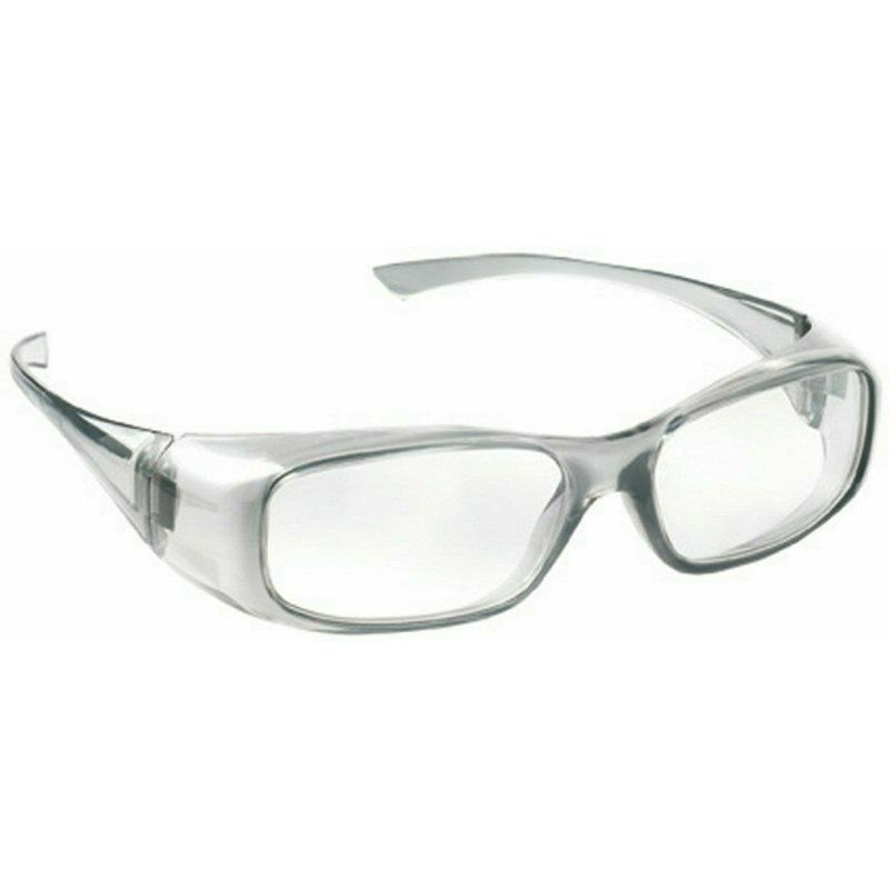 Munkavédelmi szemüveg +2,5 fokozatú, korrekciós lencsével