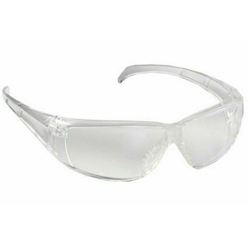 Tighlux munkavédelmi szemüveg víztiszta, páramentes lencse