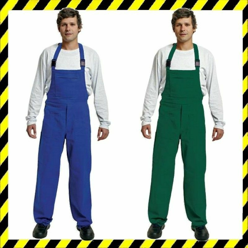 Kantáros nadrág 100% pamut BE-01-006  kék