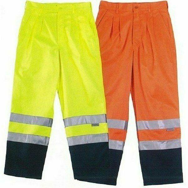 Patrol deréknadrág sárga vagy narancs egyenes fazon
