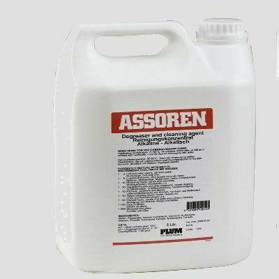 Assoren biológiailag lebomló(!), nagyhatású tisztítószer - 5L